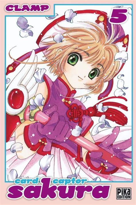 Card Captor Sakura Int03 Tome 5 Et Tome 6