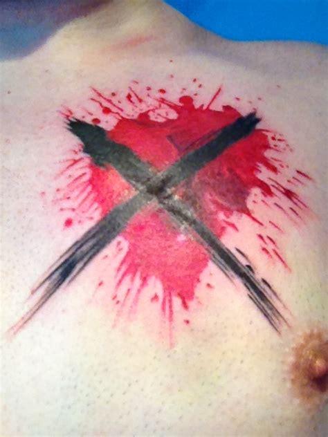 tattooed heart x factor heart x tattoo by crbowker on deviantart