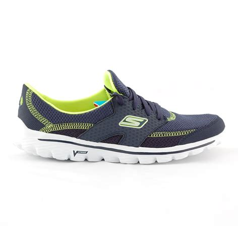 walking shoes skechers s gowalk 2 stance walking shoe blue