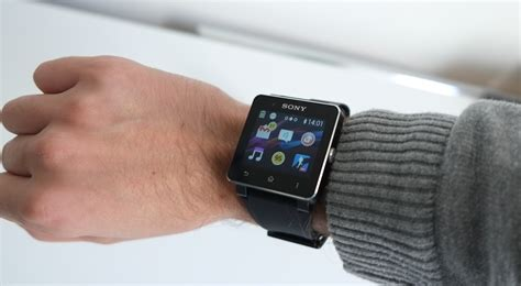 Sony Android Smartwatch 2 recensione sony smartwatch 2