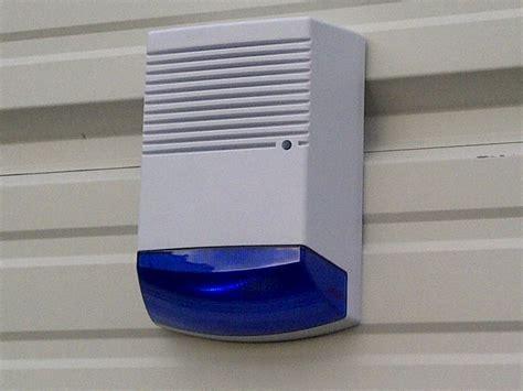 Box Bell C 26 dummy burglar alarm bell box led light dummy co