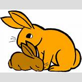 Rabbit clipart free clipart images image 4 2