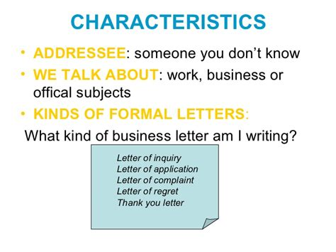 business letter qualities what are three characteristics a business letter and memo