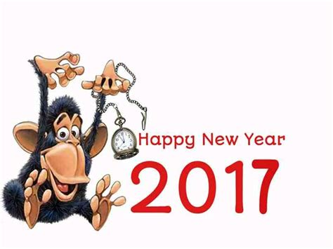 new year monkey year quotes 200 happy new year 2017 pictures dp collection