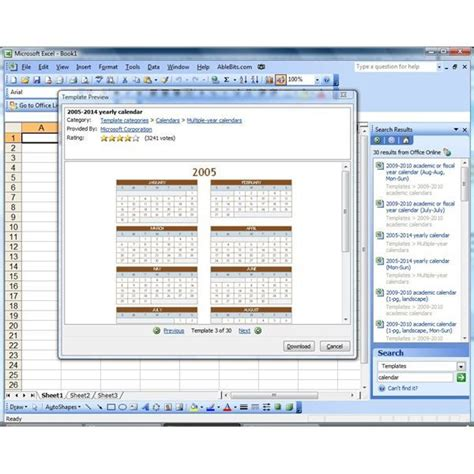 how to make a calendar on the computer 25 best ideas about microsoft excel on
