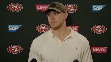 george kittle outlines ability  tight  youtube