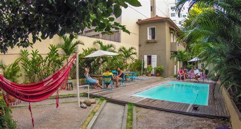 Ipanema Beach House In Rio De Janeiro Brazil Find Cheap Ipanema House Hostel