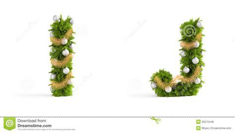 christmas font set royalty  stock  image