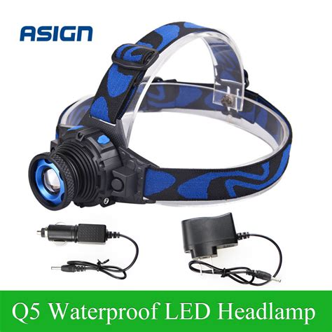 Led Q5 n 186 headllight cree q5 waterproof led ᗖ headl headl