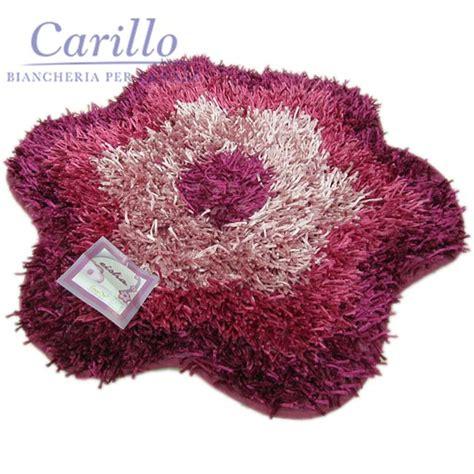 tappeti bagno a forma di fiore tappeti a forma di fiore modificare una pelliccia