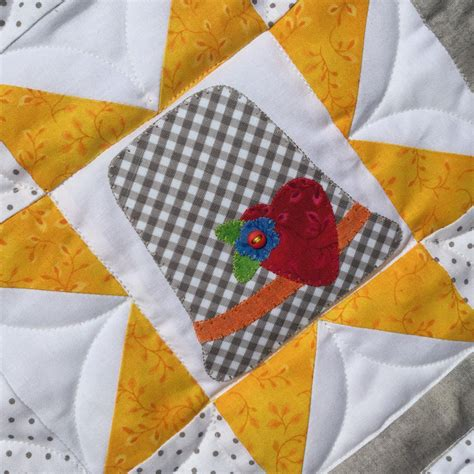 Thimble Quilt by Thimble Pdf Downloadable Quilt Pattern Stitches Of