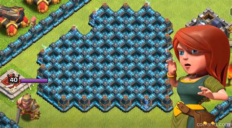 best wall pattern clash of clans clash of clans wall levels car interior design