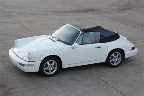 Porsche 911 Verkaufen by Porsche 911 Cab Verkauft Mithomobile