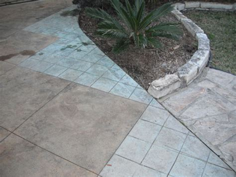 ground covers for houston patios