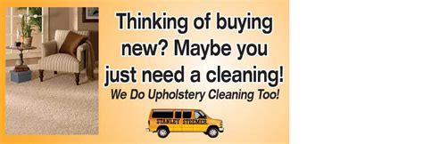 stanley steemer sofa cleaning stanley steemer furniture upholstery cleaning 3 deals