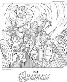125 dessins coloriage avengers 224 imprimer