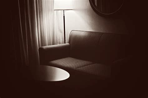 in my room alone human behavior all alone in a hotel room