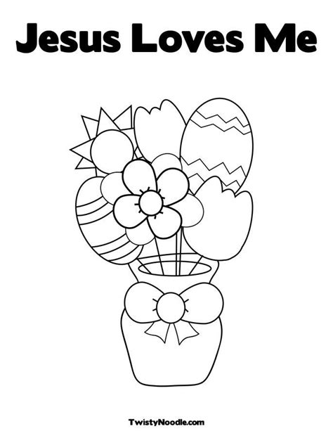 Jesus Loves Me Coloring Pages For Kids Az Coloring Pages Jesus Me Coloring Page