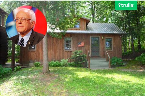 trulia vt adding to his portfolio a new bernie sanders house in