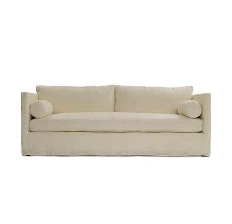 mitchell gold slipcover 88 quot bardot slipcovered sofa mitchell gold i m