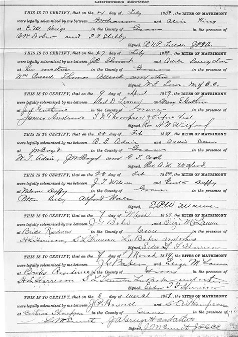 Grayson County Marriage Records Kentucky Marriage Records Edmonson To Greenup County