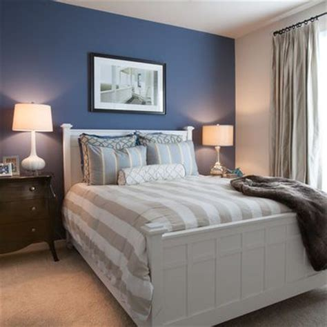 blue accent wall blue accent wall master bedroom google search bedroom