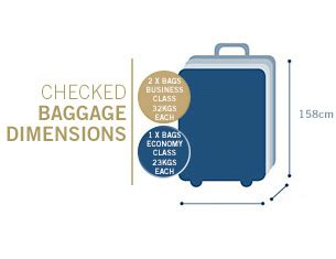 united airlines checked baggage size checked baggage south african airways