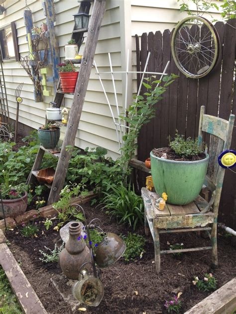 garden junk ideas photograph glorious junk
