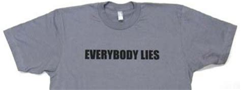 everybody lies books house m d guide gift ideas for birthdays