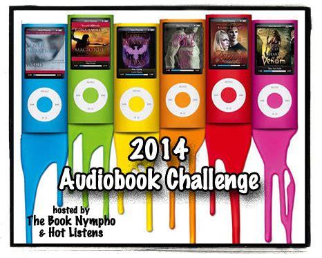 audio challenge 2014 audiobook challenge wrap up