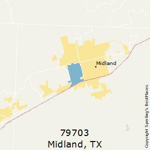 midland zip code map best places to live in midland zip 79703