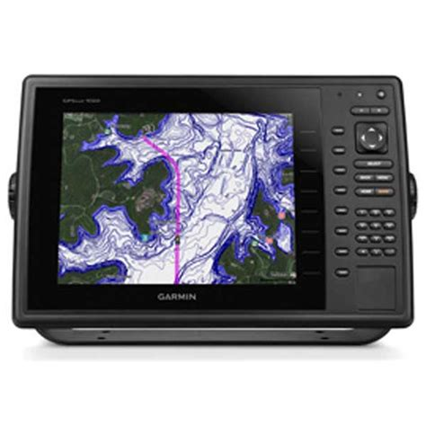boat gps west marine garmin gpsmap 1020 multifunction display with worldwide