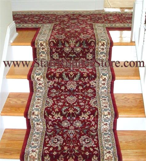 Stair Landing Rug by Quot T Quot Landing Or Hallway Stair Runner Traditional Rugs