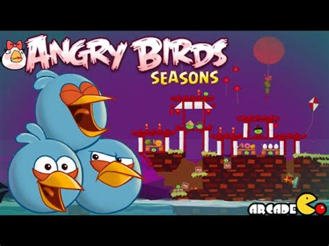 angry birds seasons new year theme angry birds seasons the pig days new year