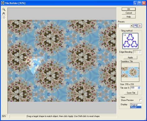 seamless pattern software tile builder tile builder creates fantastic attractive