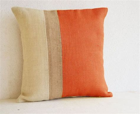 large pillows for couch best 25 orange decorations ideas on pinterest christmas