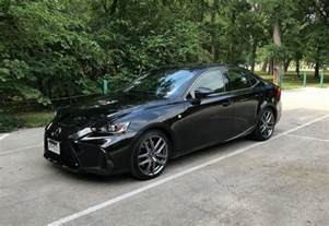 Lexus Is 350 F Specs 2017 Lexus Is 350 F Sport Test Drive