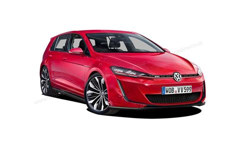 Golf 8 Auto by Vw Golf Gti Mk8 What S In Store For 2019 S Hatch