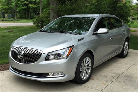 2015 buick lacrosse 2015 buick lacrosse review gm authority
