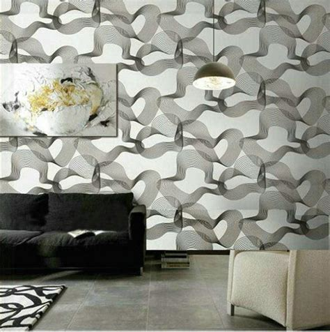 wallpaper dinding abstrak wallpaper dinding dengan motif abstrak nirwana deco jogja
