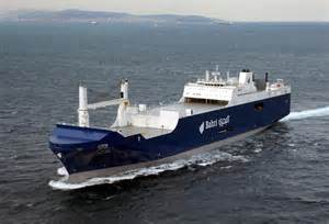 bahri takes delivery of its third roro ship from hyundai