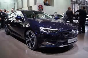 Opel Insignia Cena Genewa 2017 Nowy Opel Insignia Grand Sport I Sports