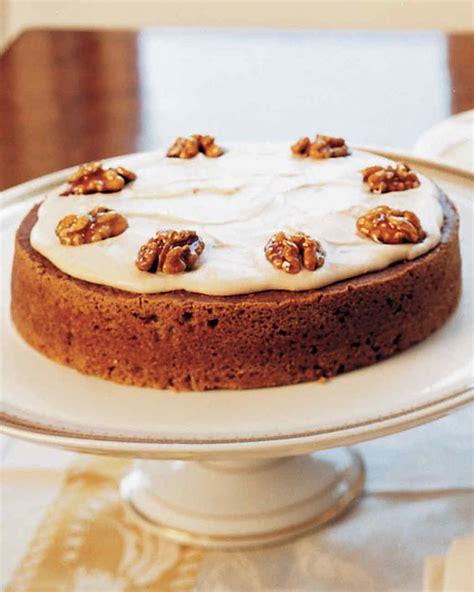 pumpkin cakes pumpkin cake with brown butter icing recipe martha stewart