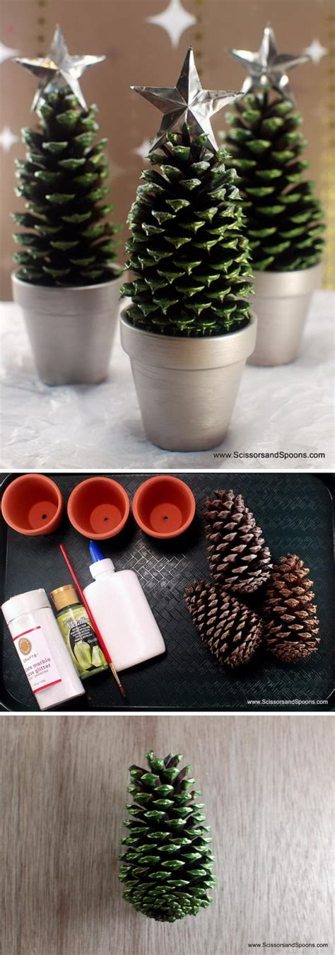 easy and cool christmas decorations that you can make