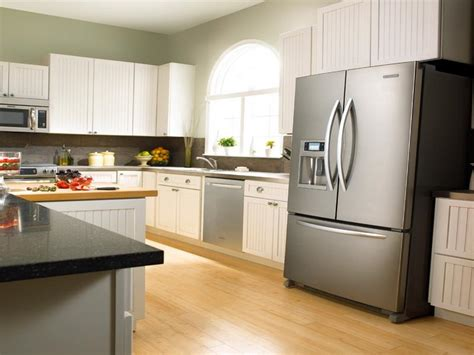 best appliances for kitchen kitchen best grey refrigerators for small kitchens how