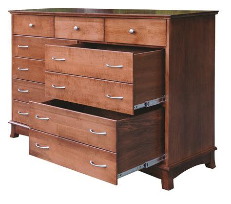 tall dresser furniture caspian tall dresser with blanket drawers herron s amish