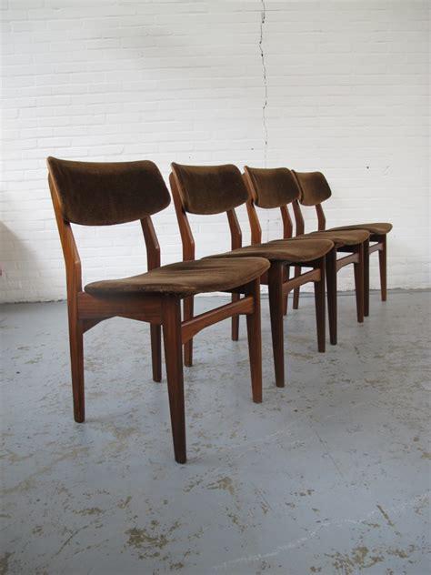 tweedehands pastoe stoel stoel vier louis van teeffelen pastoe stijl stoelen uit de