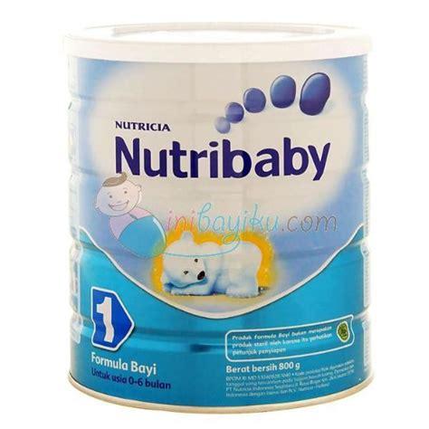Formula Merk Nutrilon Jual Produk Nutrilon Nutribaby 1 Tin Size 800 Gr Age 0m
