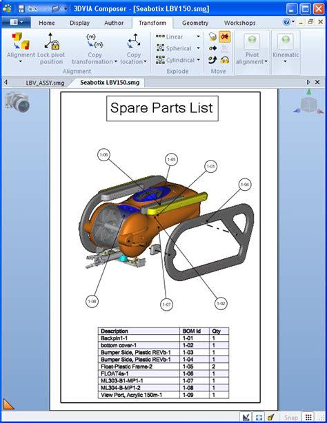 Spare Part Viar solidworks