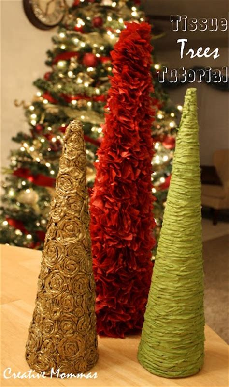christmas decorations with tissue paper diy unique trees ideas you should try this year starsricha